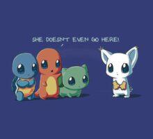 You don't even go here! (Pokemon parody) by Jeichel