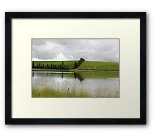 Cumulus Framed Print