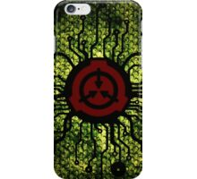 SCP-Path of the Circuit iPhone Case/Skin