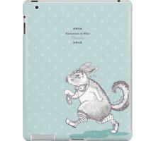 Variations of Alice - Viscacha [Bule] iPad Case/Skin