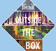 Think Outside The Box- Seasons by getitDONE