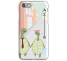 Cute Cartoon Turtles! iPhone Case/Skin
