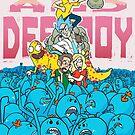 meeseeks and destroy by KayJayTwisp