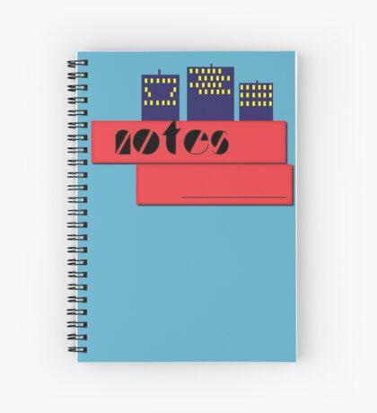 NOTEBOOKS-Notes Skyline Spiral Notebook