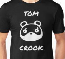Tom Crook (White) Unisex T-Shirt