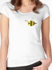 tiny bee Women's Fitted Scoop T-Shirt