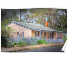 Home - Kanmantoo, The Adelaide Hills, South Australia Poster