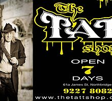 The Tatt Shop by tattshop