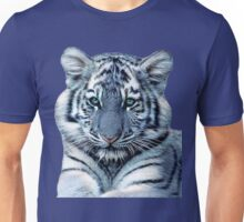 Blue Tiger Unisex T-Shirt