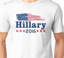 Hillary Clinton For President 2016  Unisex T-Shirt