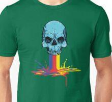 Primary Coloured Scream Unisex T-Shirt