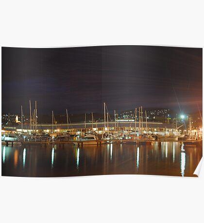 Hobart Waterfront Poster