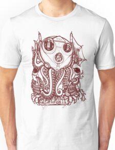 Cthulhu -Corporate Madness- cat version Unisex T-Shirt