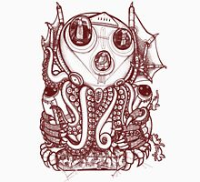 Cthulhu -Corporate Madness- cat version Unisex T-Shirt