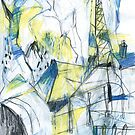 radio tower by Shylie Edwards