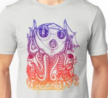 Cthulhu -Corporate Madness- cat version 2 Unisex T-Shirt