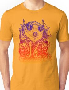 Cthulhu -Corporate Madness- cat version 2 Unisex T-Shirt