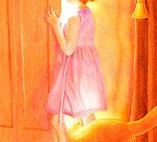 whose at the door by markantony