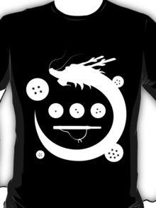 Shenron Hieroglyphics T-Shirt