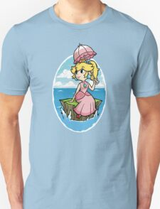 Wind Waker Princess Peach Unisex T-Shirt