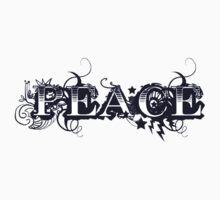 PEACE by Vanessa Barklay