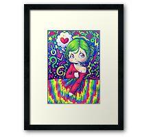 Lovesick Framed Print