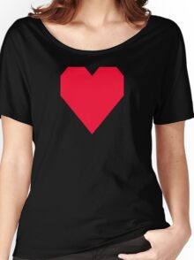 Tractor Red Women's Relaxed Fit T-Shirt