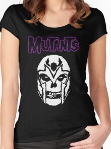 Mutants Women's Fitted Scoop T-Shirt