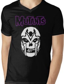 Mutants Mens V-Neck T-Shirt