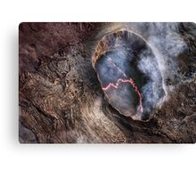 Molten Earth Canvas Print