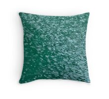 Reservoir Rain Throw Pillow
