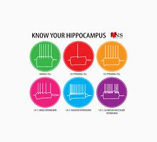 Know your hippocampus Unisex T-Shirt