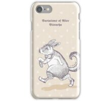 Variations of Alice - Viscacha [Yellow] iPhone Case/Skin