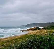 Bermagui, NSW, severe storm. by johnrf