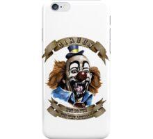 Animal Circus iPhone Case/Skin