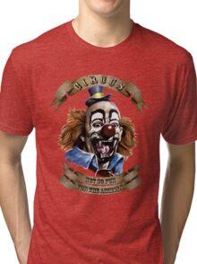 Animal Circus Tri-blend T-Shirt