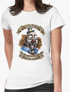 Animal Circus Womens Fitted T-Shirt