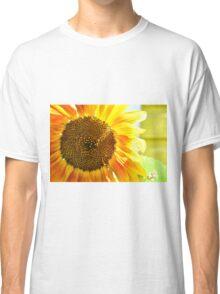 Bright Sunflower Classic T-Shirt