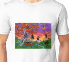BUNNY'S ALBINO HALLOWEENTREE Unisex T-Shirt
