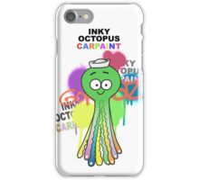 Gorillaz - Inky Octopus Car Paint iPhone Case/Skin