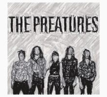 The Preatures Band by Jiii