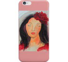 Spanish Rose  iPhone Case/Skin