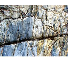The Goat's Trail Photographic Print
