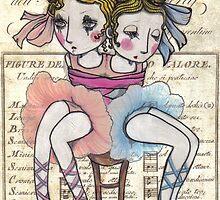 Siamese Twins by Ankolie