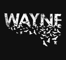 Batty Wayne - White by Kiipleny