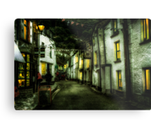 Cornish Street Metal Print