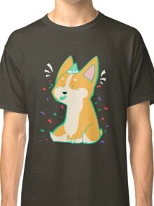 Party Corgi Classic T-Shirt