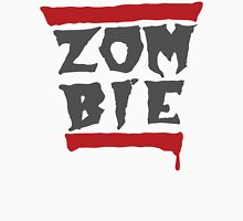 Run Zombies! On White Unisex T-Shirt