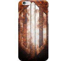 Intervoid Orange Crumpled Logo iPhone Case/Skin