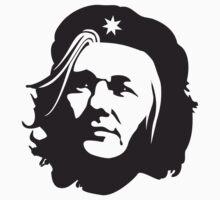 Che Assange by Frozen Explosion